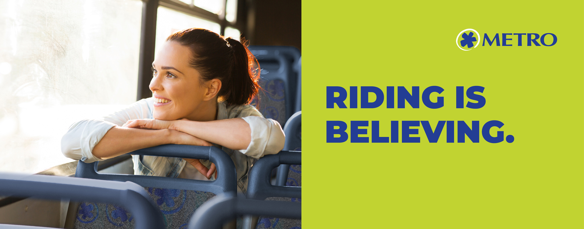 Riding Is Believing