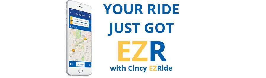 Cincy EZRide App - Go Metro