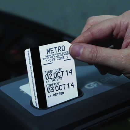 Passes - Go Metro